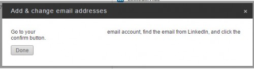 Step 4 - Confirm Email Address