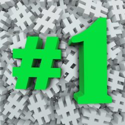 #1 Number One Top