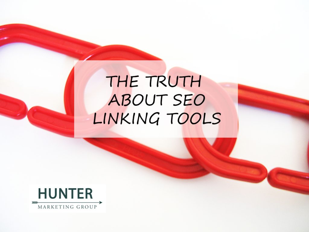 truth about SEO linking tools