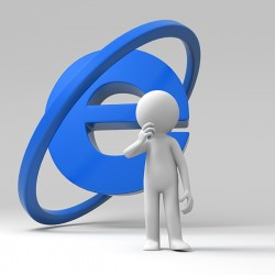 Internet Explorer Security Issue Alert