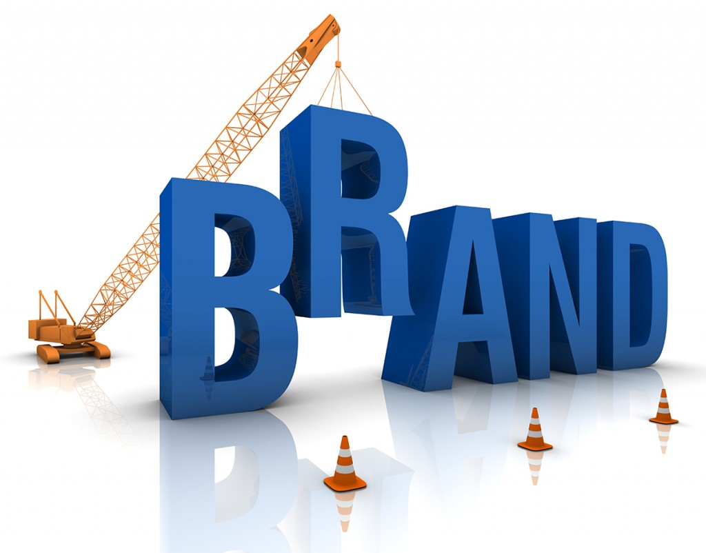 Build a brand in 5 easy steps